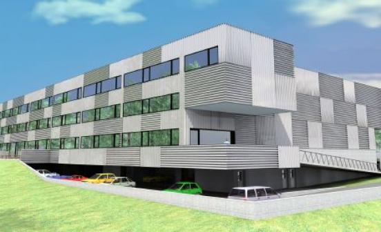 Image - Immeuble de Start-Up 'Luxite One' NZEB